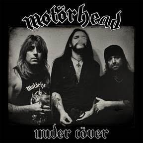 MOTÖRHEAD - UNDER CÖVER 180g black vinyl (LP)