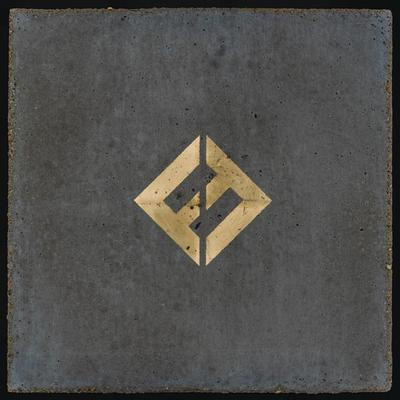 FOO FIGHTERS - CONCRETE AND GOLD 2017 album (2LP)