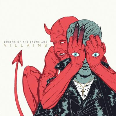 QUEENS OF THE STONE AGE - VILLAIN 180g Deluxe version with artwork cards (2LP)