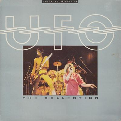 UFO - THE COLLECTION UK Pressing (2LP)