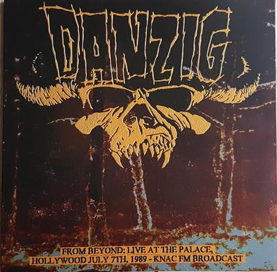 DANZIG - FROM BEYOND Live 2009 (2LP)
