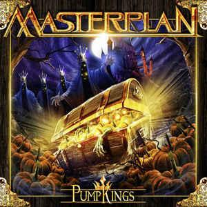MASTERPLAN - PUMPKINGS Orange vinyl (2LP)
