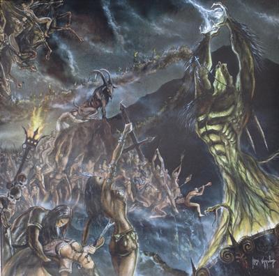MARDUK - OPUS NOCTURNE Gatefold, reissue (LP)