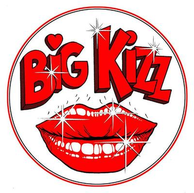 "BIG KIZZ - EYE ON YOU+2 White vinyl (7"")"