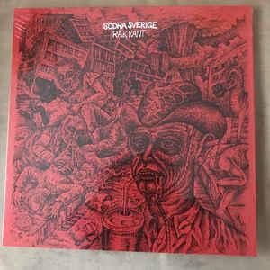 SÖDRA SVERIGE - RAK KANT (LP)