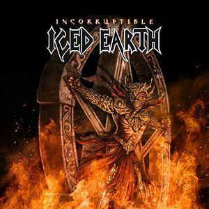 ICED EARTH - INCORRUPTIBLE Deluxe pressing (2LP)
