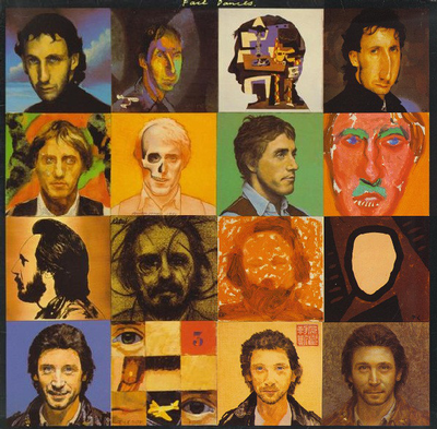 WHO, THE - FACE DANCES Scandinavian pressing, with poster (LP)