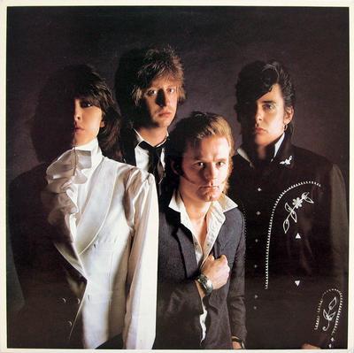 PRETENDERS, THE - PRETENDERS II Swedish pressing (LP)