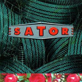 SATOR - STOCK ROCKER NUTS Swedish Pressing With Innersleeve (LP)
