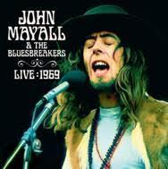 MAYALL, JOHN & THE BLUESBREAKERS - LIVE AT THE MARQUEE 1969, 180g clear vinyl, ltd 700x (3LP)