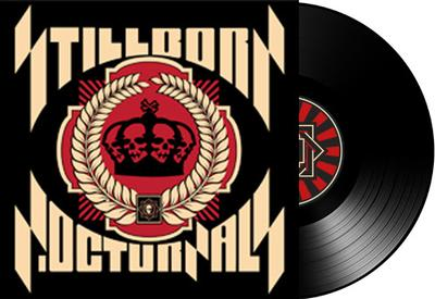 STILLBORN - NOCTURNALS Black vinyl, Lim Ed.. 500x (LP)