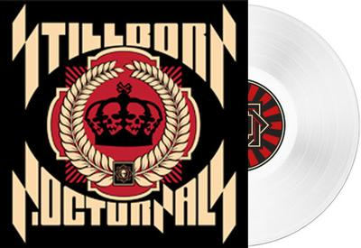 STILLBORN - NOCTURNALS White vinyl, Lim Ed.. 500x (LP)