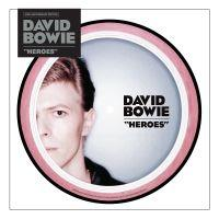 "BOWIE, DAVID - HEROES 2017 Picture Disc! (7"" PIC DISC)"