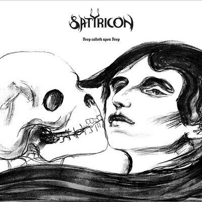 SATYRICON - DEEP CALLETH UPON DEEP Black vinyl (2LP)