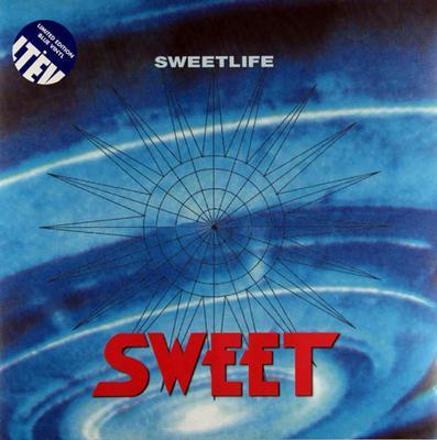 SWEETLIFE   RSD 2106 , Blue vinyl
