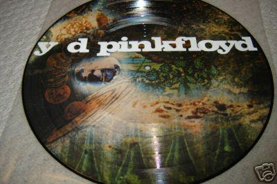PINK FLOYD - A SAUCERFUL OF SECRETS Limited Edition Picture Disc (PIC)