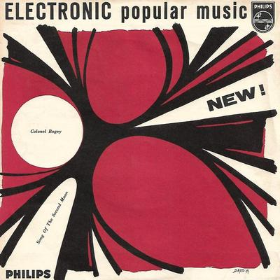 "BALTAN, KID - ELECTRONIC POPULAR MUSIC Early experimental electronica, 1958! (7"")"