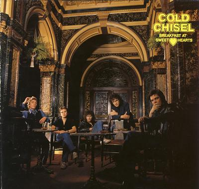 COLD CHISEL - BREAKFAST AT SWEETHEARTS German Pressing On White Vinyl (LP)