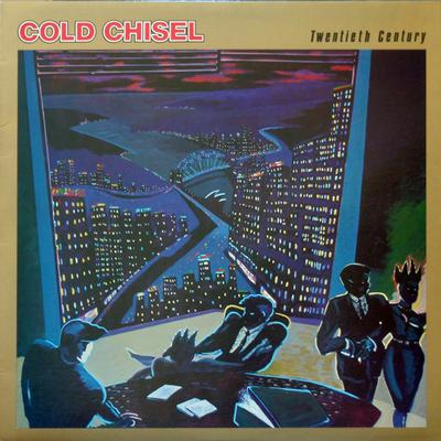COLD CHISEL - TWENTIETH CENTURY Australian Pressing With Innersleeve & Poster (LP)
