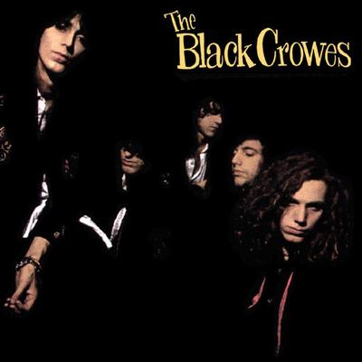 THE BLACK CROWES - SHAKE YOUR MONEY MAKER UK Original Pressing With Innersleeve (LP)