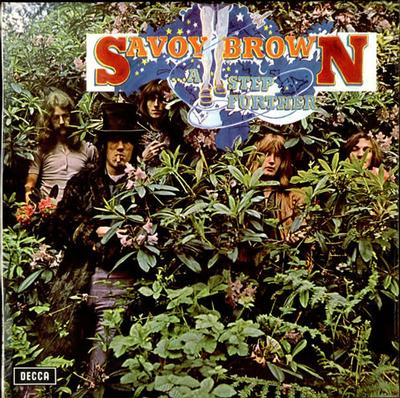 SAVOY BROWN - A STEP FURTHER 180g Re-issue (LP)