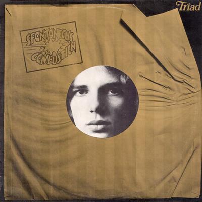 TRIAD - SPONTANEOUS COMEUSTION 180g (LP)