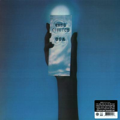 KING CRIMSON - USA 200g vinyl, (LP)
