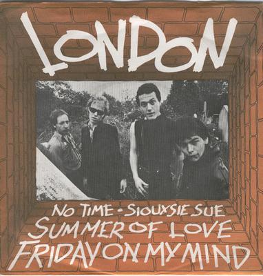 """LONDON - SUMMER OF LOVE UK Original Pressing (7"""")"""