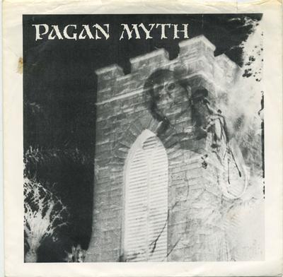 "PAGAN MYTH - CORPUS DELECTI / White Horses And Black Cars (7"")"