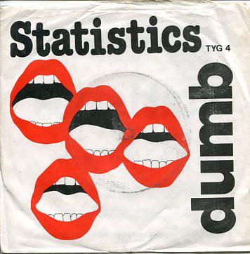 "STATISTICS - DUMB / Home Movies (7"")"