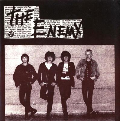 "THE ENEMY - 50 000 DEAD UK Pressing (7"")"