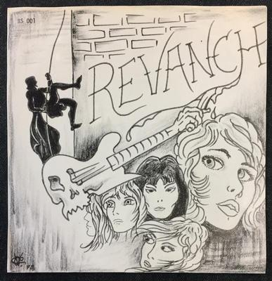 """REVANCH - DON'T BLAME US / Candy Dream (7"""")"""