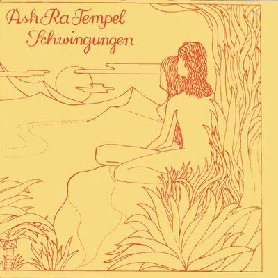 ASH RA TEMPLE - SCHWINGUNGEN (LP)