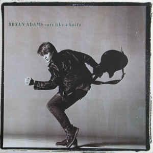 ADAMS, BRYAN - CUTS LIKE A KNIFE Dutch pressing (LP)