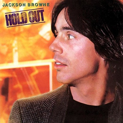 BROWNE, JACKSON - HOLD OUT U.S. pressing (LP)