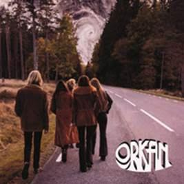 ORKAN - S/T Swedish neo progressive rock (LP)