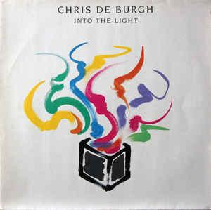 DE BURGH, CHRIS - INTO THE LIGHT German, including Lady in red (LP)