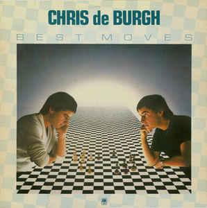 DE BURGH, CHRIS - BEST MOVES Dutch pressing (LP)