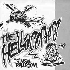 "ROCKET FROM THE CRYPT / THE HELLACOPTERS - DELOREAN / Crimson Ballroom Split With Hellacopters & Rocket From The Crypt, Comes With The Magazne Gearhead (7"")"