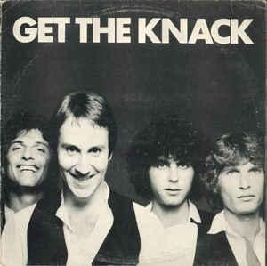 KNACK, THE - GET THE KNACK Swedish Pressing With Black Innersleeve (LP)