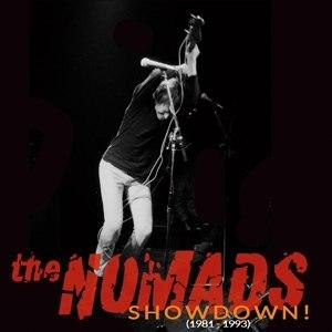 NOMADS, THE - SHOWDOWN Limited to 500x. Massive triple album (3LP)