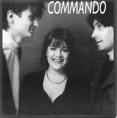 "COMMANDO M. PIGG - SHOESHINE BOY / KOMMER DU IHÅG (7"")"