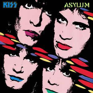 KISS - ASYLUM UK Pressing With Innersleeve, Signed By All Members (LP)