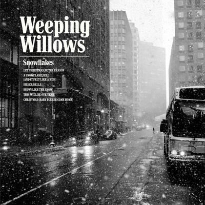 """WEEPING WILLOWS - SNOWFLAKES 6 track 12"""". Inkl. isskrapa (12"""")"""