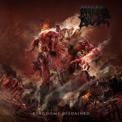 MORBID ANGEL - KINGDOMS DISTAINED (LP)