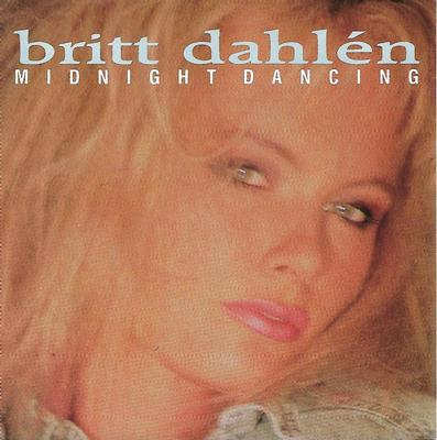 """DAHLÉN, BRITT - MIDNIGHT DANCING Swedish Europop (7"""")"""