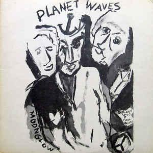 DYLAN, BOB - PLANET WAVES U.S. (LP)