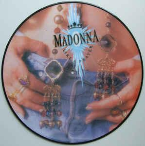 MADONNA - LIKE A PRAYER Nice picture disc! (LP)