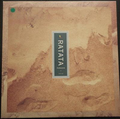 RATATA - PARADIS With Matt Textured Innersleeve (LP)