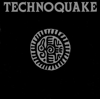 "TECHNOQUAKE - YOU SAY I SAID/ Trust in me (7"")"